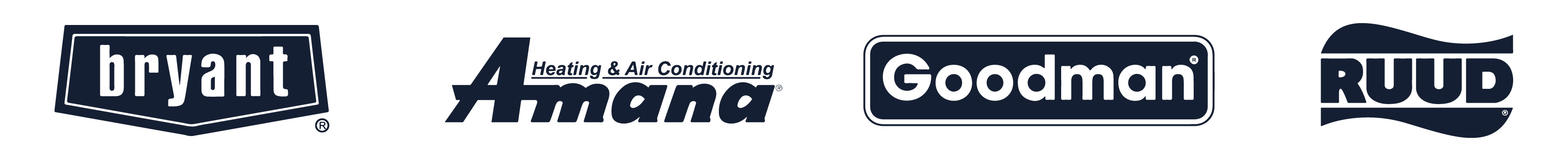 HVAC Equipment Brands