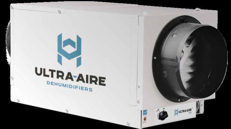 Ultra-Aire 70 pint dehumidifier