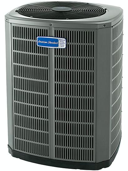 Platinum HVAC American Standard